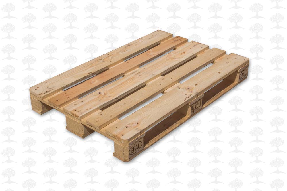 Clean A Stamped Euro wooden pallets - 1200 x 800