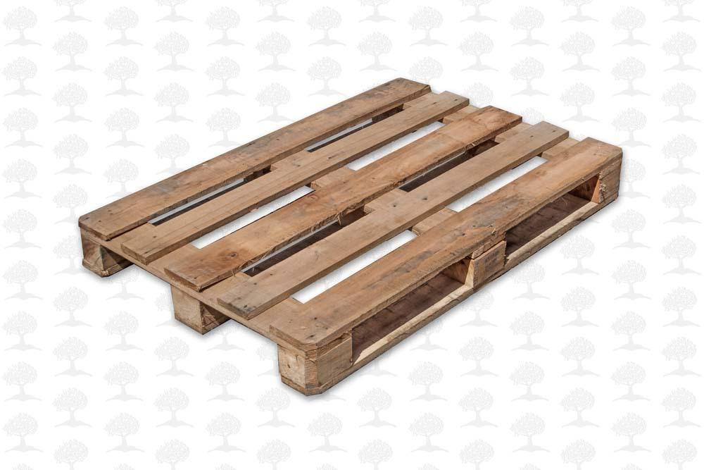 HW Unstamped Euro wooden pallets - 1200 x 800