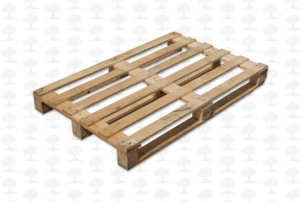 LW Unstamped Euro wooden pallets - 1200 x 800